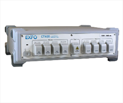 Optical component testers Exfo