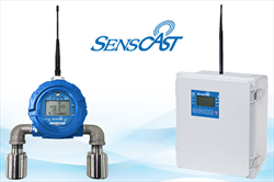 Wireless Gas Detection SensCast Sensidyne
