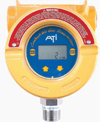 Gas Detector A12-17 Combustible Analytical Technonogy