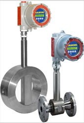 Multi-Parameter Vortex Flow Meters Multi-Parameter Aalborg