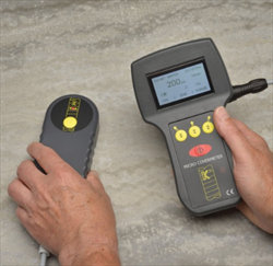 Concrete Coating Tests Kolectric 8022 PCWI