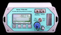PhyMetrix Portable Benchtop dewpoint Analyzer PPBa Phymetrix