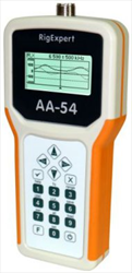 Antenna analyzers AA-54 Rig Expert