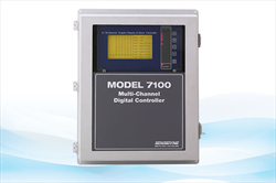 Gas Detection Controller 7100 Sensidyne