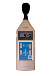 Normal sound level meter TYPE 1067 Sotec