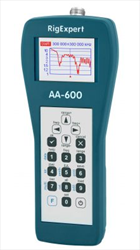 Antenna analyzers AA-600 Rig Expert