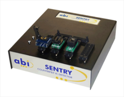 SENTRY Counterfeit IC Detector ABI Electronics