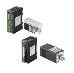 Compact Linear Actuators DRL II Series Oriental Motor