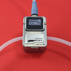 SONOFLOW CLAMP-ON SENSOR Sonetec