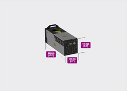 Compact pulsed Nd:YAG lasers QRL (650-800 mJ) Quantel Laser