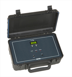 Portable Process Oxygen Analyzer, Suitcase(K) Enclosure 321K Nova Analytical Systems