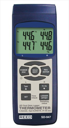 SD Series Thermocouple Thermometer SD-947 REED