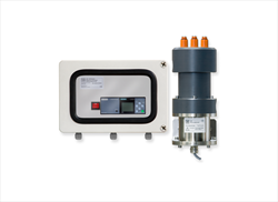 Ultrasound Cleaning System for process liquid analytical sensors USR-S LFE GmbH