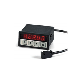 Incremental LED display for magnetic sensors LD120 Lika Electronic