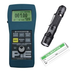 Frequency Calibrator, with Fenix PD35 Kit, Cal Labels 541-F-VIP PIE