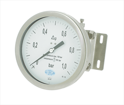 Differential pressure gauge M7000 Series Georgin