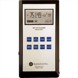 Air Ion Counter Model AIC2 Alphalab