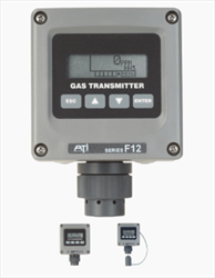 Gas Detector F12 Toxic Analytical Technonogy