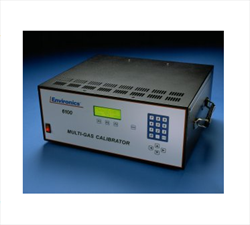 Ambient Monitor Calibrator with Ozone Generator Series 6100 Environics