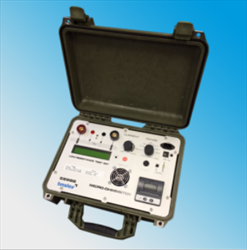 Portable 200A Precision Micro-Ohmmeter 5898 Tinsley