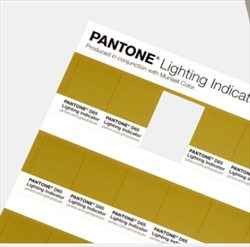 Pantone Lighting Indicator Stickers D65 Pantone