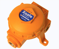 Gas Detector Xsafe Crowcon