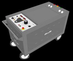 High Voltage AC Test Systems HV Trolley TRTEST