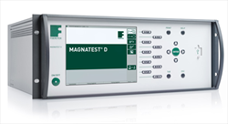 Fully automatic identification checking with the MAGNATEST® D-HZP Foerster