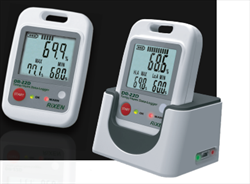 Data Loggers DR-20N series Rixen