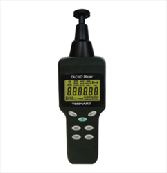 Non-contact / dual-purpose tachometer maximum distance 500mm TM-4100 / TM-4100D Tenmar