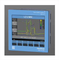 Class A power quality analyser UMG 512-PRO Janitza