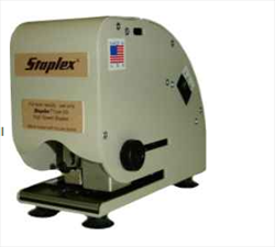 Single Head Heavy-Duty Electric Staplers SJM-1N Staplex