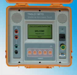 Insulation Tester 5877D Tinsley