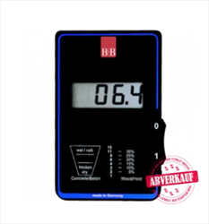 Moisture indicator for wood and buildings IM15 BB-sensors