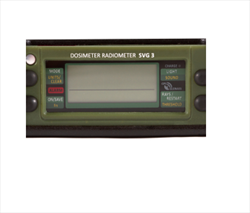 Radiation Survey Meter SVG3 Opec Systems