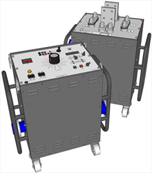 Primary Current Injection System PCU2 mk5 TRTEST
