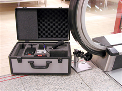 Speed Measuring Equipment for Escalators and Belts EBT Pegasem