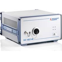 The high resolution array spectroradiometer - CAS 140CT-HR - Instrument Systems