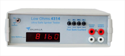 Low-Resistance Igniter Tester 4314 Low Ohms Valhalla Scientific