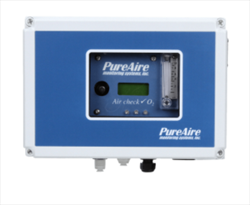 Air check Advantage Benzene Gas Monitor PureAire Monitoring Systems