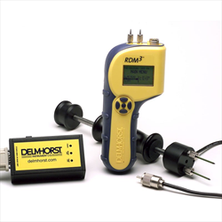 Delmhorst RDM3 Moisture Meter Slide Hammer Package with PC Interface