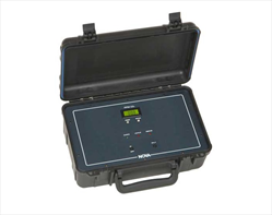 Portable Analyzer for Carbon Dioxide for Agricultural Applications, Suitcase (K) Enclosure  302AK Nova Analytical Systems