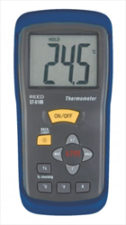 Type K Thermocouple Thermometer ST-610B REED