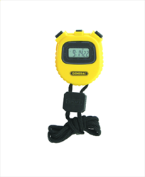 Multi-Function Yellow Stopwatch SW100AY General Tools
