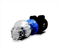 Industrial/Heavy Duty Gear Pumps and Gear Heads PPS Gear Pumps Chemsteel