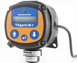Toxic and Oxygen Detector TXgard-IS+ Crowcon