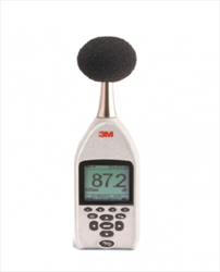 3M Sound Examiner SE 402 Sound Level meter 3M Environment