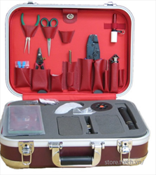 Fiber Optic Tool Boxes AF-TB Advanced Fiber Solutions