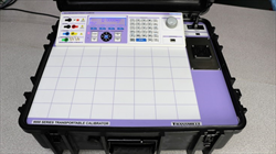 TRANSPORTABLE MULTIPRODUCT CALIBRATOR 9000A SERIES Transmile