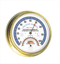 Certified Hygro/Temp Indicator HTAB176 Abbeon Instrument
